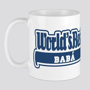 WB Dad [Greek] Mug